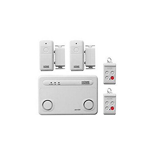 Home Defender HD-C001 Kit Allarme Antifurto Senza Fili