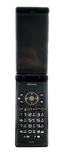 docomo AQUOS SH-06G [BLACK] 携帯電話 ガラホ