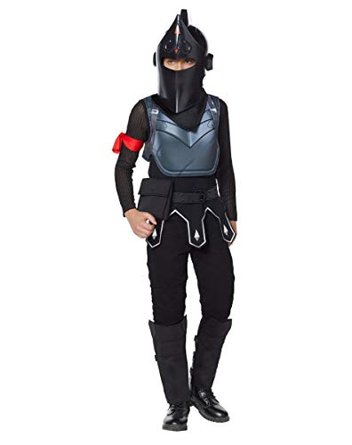 Spirit Halloween Kids Fortnite Black Knight Costume - L