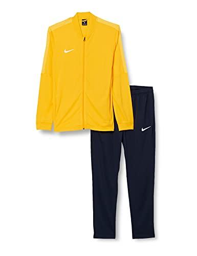 Nike Academy Knit - Tuta da calcio Uomo, Oro (Oro/Ossidiana/Bianco), Taglia M