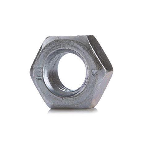 Sechskantmuttern verzinkt Stahl 4 Stk. Muttern DIN 934 Ø M20