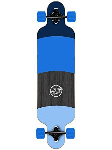 Aloiki Longboards Longboard Complete Blue 9.96