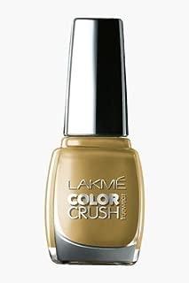 Lakme True Wear Color Crush Nail Color, 9 Ml