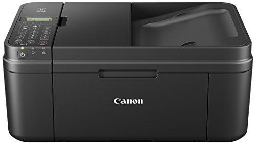 Canon Pixma MX495 Farbtintenstrahl-Multifunktionsgerät (Scanner, Kopierer, Drucker, Fax, WiFi, 4800 x 1200 dpi) schwarz
