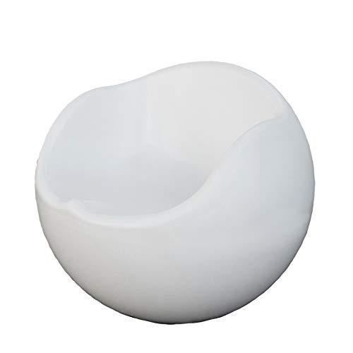 Sillón de Exterior Color Blanco