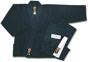 ProForce Gladiator Recommended Judo shopping Gi Uniform 1 - Black Size