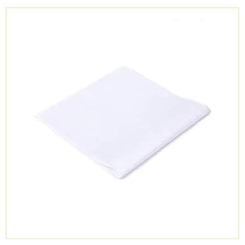Virsus 25 Tovaglie in TNT Tessuto Non Tessuto Misura 100x100cm Ideali per la ristorazione vari colori (Bianco)