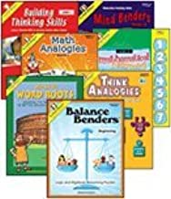 Gifted and Talented Education (GATE) Grade 3 Test Prep Bundle