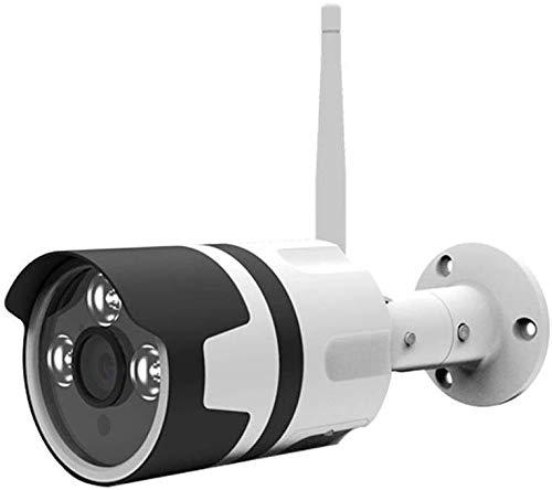 Surveillance Camera's 1080P Draadloze Beveiligingscamera Buiten, WiFi Bullet Weerbestendig Indoor en Outdoor P2P platform HD draadloze camera wordt geleverd met AP hotspot