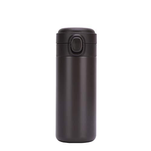 Generic Brands Tazas térmicas -12 oz/ 350ml Sin BPA Free,Taza Termo Doble Pared Aislado al Vacío Acero Inoxidable Mug térmico, Taza de Café TérmicaTaza Termica de Viaje,Termos de matraz