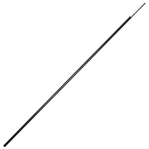 Eurohike Fibreglass Tent Pole Section 8.5 x 700mm, Black, One Size