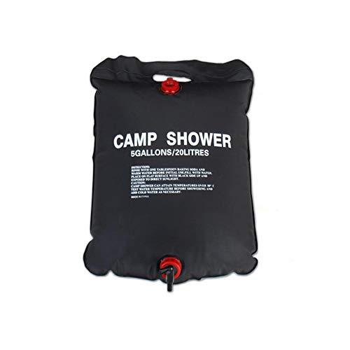 Deanyi Bolsa de Ducha, Ducha Solar portátil para Camping/randonée/Playa