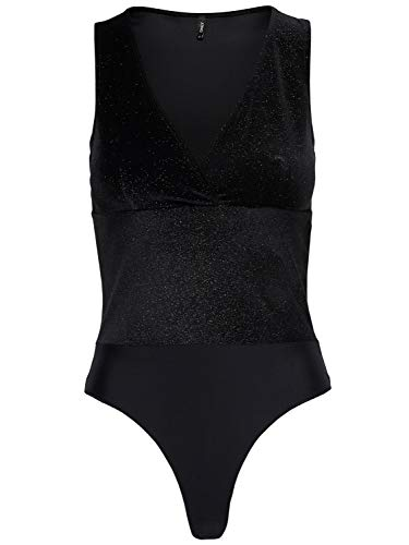 Only - Top Mujer Color: Negro Talla: L