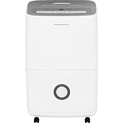 Dehumidifier with Effortless Humidity Control