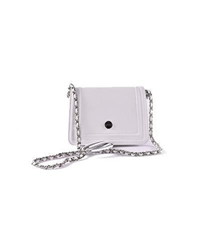 Marc Ellis Damen-Handtasche Weiß HANDBAG NOHA WHITE
