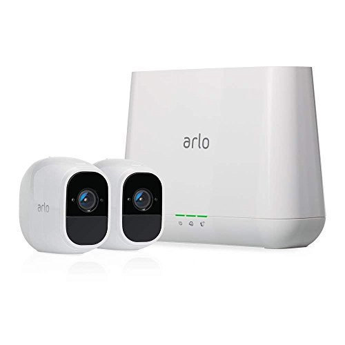 Arlo Pro 2 VMS4230P-100NAR Wireless Home Security Camera