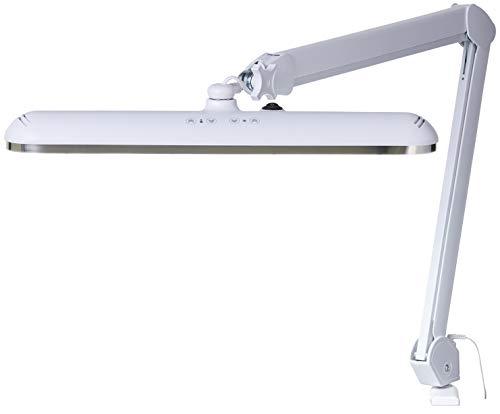 Northpoint Northpoint LED Profi Arbeitsleuchte Arbeitslampe Farbtemperatur einstellbar Werkstattlampe Kosmetik Tischhalterung Dimmbar