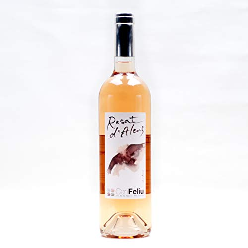 Vino rosado Rosat d'Alens ecológico y biodinámico - Can Feliu - Mallorca - 750 ml