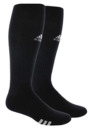 adidas Unisex Rivalry Field OTC Sock (2-Pair),...