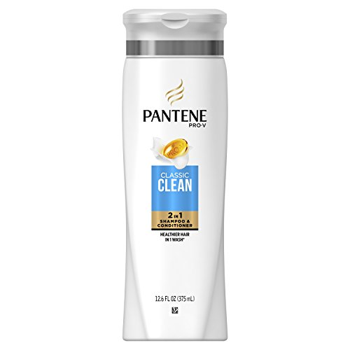 Pantene Pro-V 2 in 1 Shampoo & Conditioner, Classic Care, 12.6 Ounce