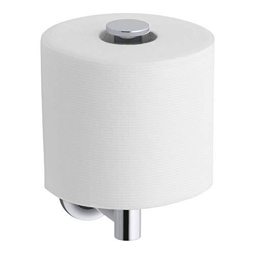 KOHLER K-14444-CP Purist Toilet Tissue Holder, Polished Chrome by Kohler