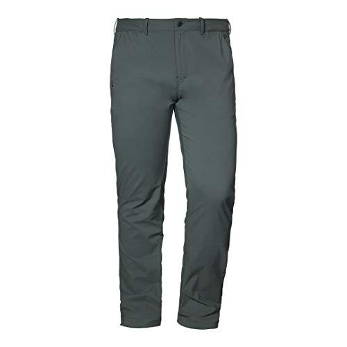 Schöffel Herren Pants Bogota M atmungsaktive Outdoor Hose für Freizeit und Trekking moderner Schnitt im Stil Einer Chino Hose Urban Chic 50