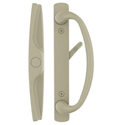 Rockwell Euro-charlotte Sliding Door Handle Set fits 3-15/16 inch CTC Screwholes, Durable hardware door locks, door handles, door hardware