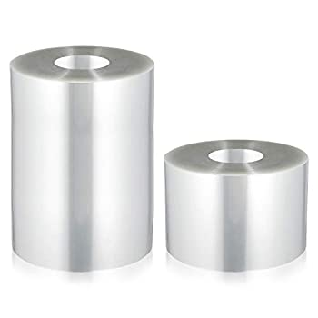 Cake Collar,2 Pack Transparent Mousse Cake Rolls Clear Cake Strips Transparent Cake Rolls Mousse Cake Acetate Sheets for Chocolate Mousse Baking,Cake Decorating  3.94 x 39.4,7.87 x 39.4