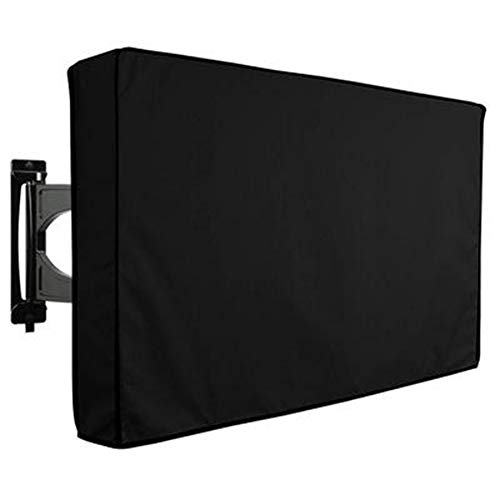 CHAOXIANG Tuin Rotan Meubilair Cover Outdoor Elektronisch Scherm TV Cover Waterdicht Stofdicht PVC, 2 Kleuren 7 Maten
