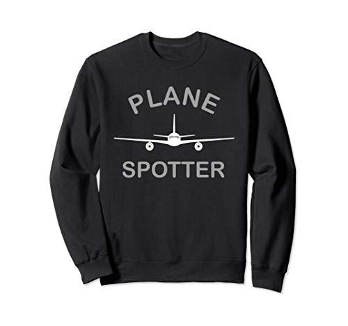 Plane Spotter Sweatshirt