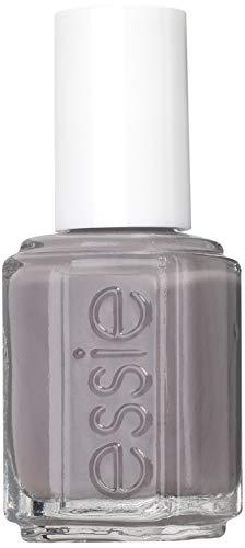 Essie Nagellack für farbintensive Fingernägel, Nr. 77 chinchilly, Grau, 13.5 ml