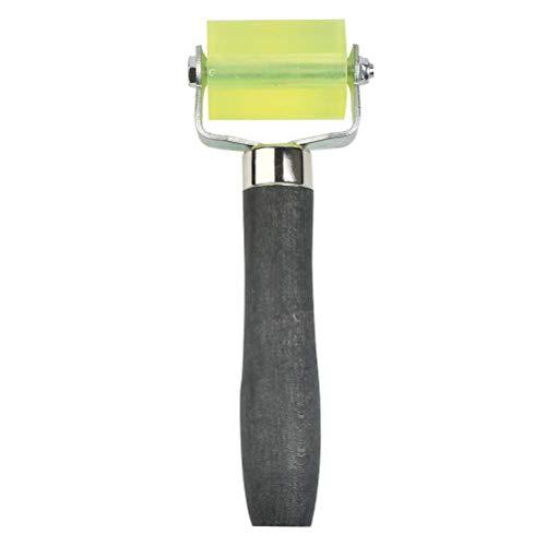 FOROREH Andrückrolle Andrückwalze, Professionell Silikon Roller für Kantenumleimer und zum Verschweißen von PVC-Planen