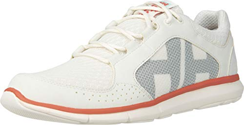 Helly Hansen W Ahiga V4 Hydropower, Sailing And Watersport Donna, Bianco (off White/Shell Pink), 36 EU
