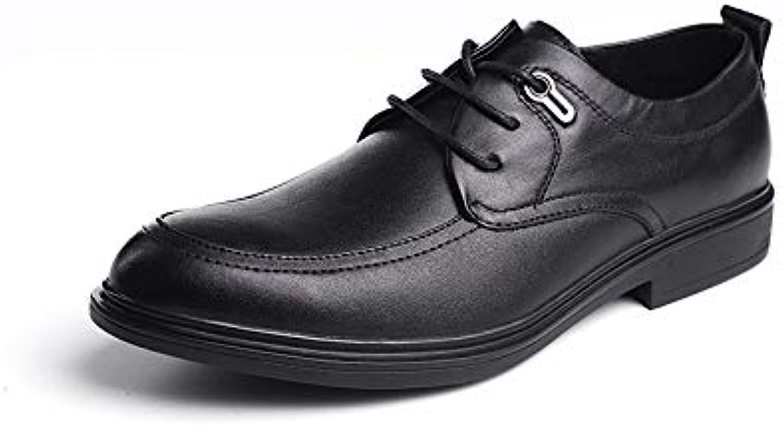 LOVDRAM Boots Men's Leather shoes Men'S Leather Casual shoes Leather Men'S Formalwear Men'S shoes