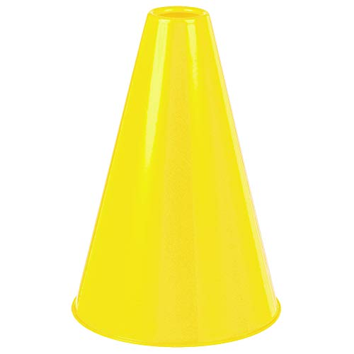 Amscan 399005.1 Yellow Megaphone, Party Accessory | 1 piece