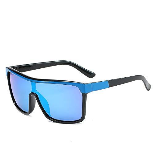 YIWU Brillen & Zubehör Werbe Sonnenbrillen Explosion Modelle Sonnenbrillen Europa und die Vereinigten Staaten Trend Sonnenbrillen Männer und Frauen Brille (Color : 3)