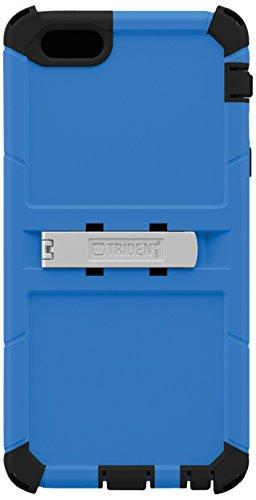 Trident Kraken AMS Case for Apple iPhone 6plus/6s Plus - Retail Packaging - Blue