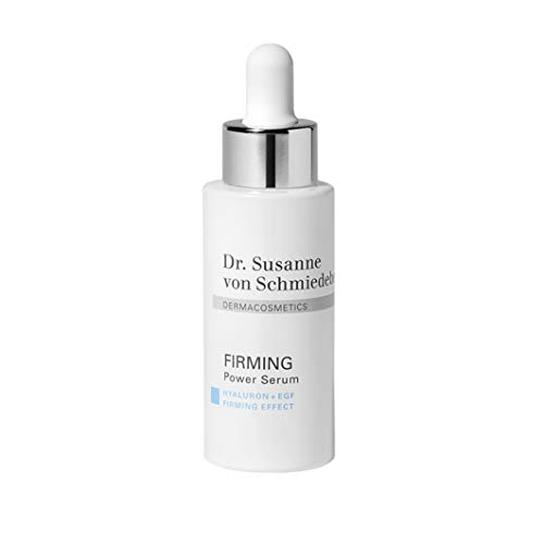 Dr. Susanne von Schmiedeberg Firming Power Serum – Gesichtsserum mit dem glättenden Botenstoff EGF – 1 x 30 ml
