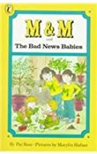 M & M and the Bad News Babies (Picture Puffin Books)