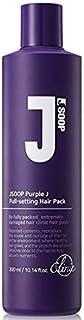 JSOOP PURPLE J FULL-SETTING HAIR PACK
