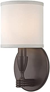 Hudson Valley Lighting 4541-OB One Light Wall Sconce from The Bancroft Collection, 1, Old Bronze