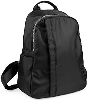 1pc Black Backpack/Rucksack with Pockets, Textile Bags and Backpacks, Fashion Handbags, Purses Backlpacks, Accessories, 1 Black