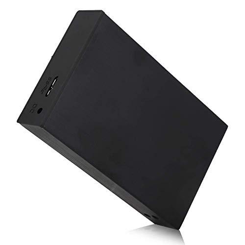 Diyeeni Mobile Festplatte Box, ACASIS Aluminiumlegierung 2,5-Zoll-Computer RAID USB3.0 Externe Mobile Festplatte Box, 10 TB Massenspeicher, Sicher und stabil