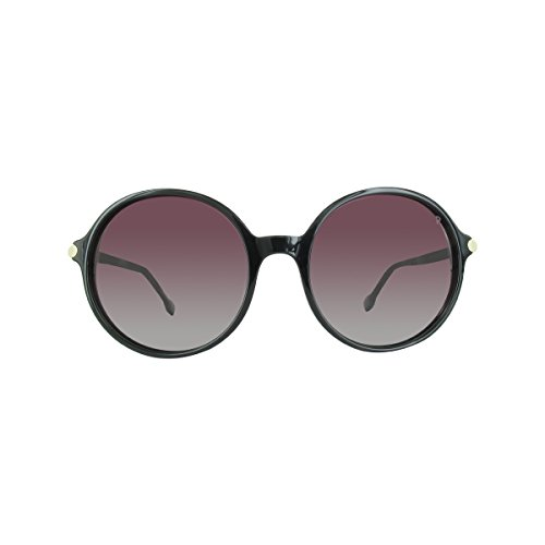 GF FERRE Sonnenbrille GFF1037 Rund Sonnenbrille 56, Schwarz