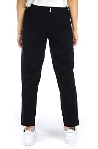 DEHA ABBIGLIAMENTO Pantalone Tuta Pantalone Slim Fit Donna Black B24326 M