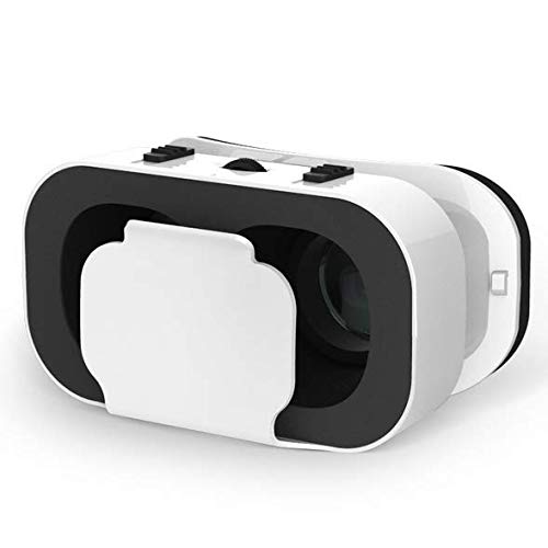 VR Headset 3d Glasses Virtual Reality Headset for VR Games & 3D Movies Pack...