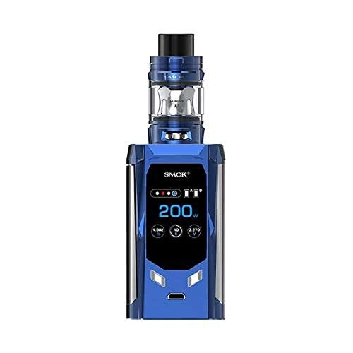 Smok R-Kiss 200W Kit with TFV-Mini V2 Tank - (Blu navy e prisma cromato)