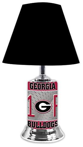 TAGZ Sports Georgia Bulldogs NCAA LAMP