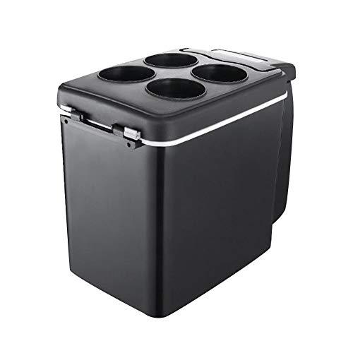 favourall Kompressor-Kühlbox, 6 Liter Mini Kühlschrank Gefrierschrank, Tragbar Elektrische Kühlbox, Auto Gefrierbox für Outdoor Picknick Reisen Absorber-Kühlbox Von Trustworthy