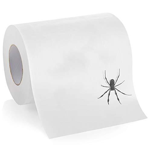 5. Spider Toilet Paper